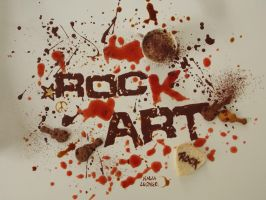 Rock Art Logo by NadienSka