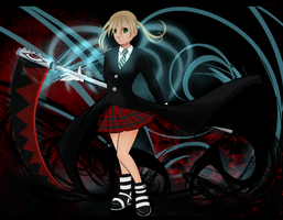 Soul Resonance: Maka Albarn by Graya7