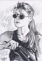 TC - Sarah Connor 1 by tdastick