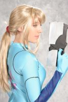 Zero Suit Samus by Riotgirl09