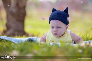 Cosplay: Baby Trunks Cosplay by Adella