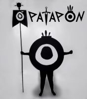 PATAPON :''3 by geekyemoKun