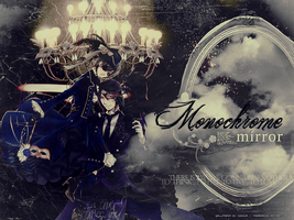 Sebastian and Ciel Wallpaper by Taorero