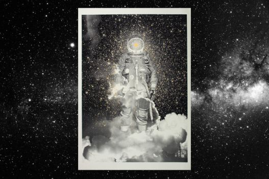 Spaceman 001 by tind
