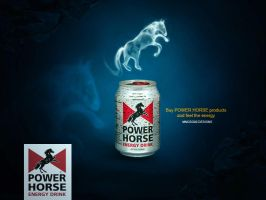 Power Horse poster v1 by mnoso90