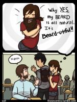 Beard by hPolawBear