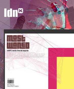 IDN magazine cover 1st try by wipetty
