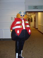 Minamicon 15 Dr Eggman by Colzy-Chan
