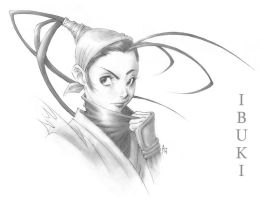 Ibuki by AnthonyTAN7775
