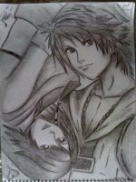Yuna and Tidus by Lavi--Walker1078