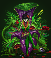 queen of the jungle by Sarapsys
