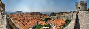 DUBROVNIK OLD TOWN by w34a