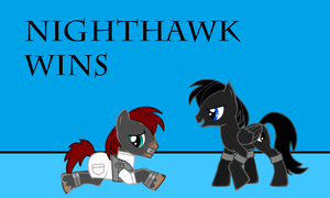 Nighthawk vs DoomKeiser - Nighthawk wins by Imp344