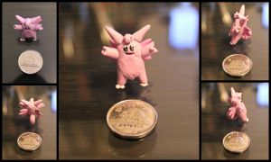 #036 Clefable by cheese-puff82