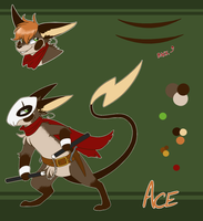 Ace Ref - Unknown Tower by The-Chibster