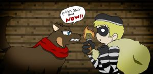 When I find a greifer. by Chaos55t