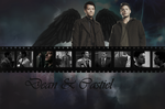 Destiel Wallpaper by Vampiric-Time-Lord