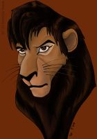 Lionised 1 by Noweia