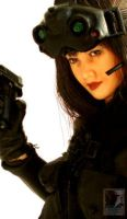 Samantha Fisher - female aspect of Splinter Cell by G2ORC