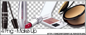 Make up PNG set2 by pinkshadoww