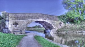 Leeds Liverpool canal HDR by Paul-Madden