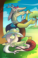 Tea Party by Pixel-Prism
