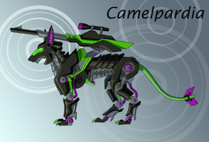 ZOID Camelpardia by camelpardia