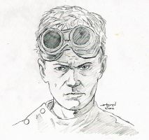 Dr Horrible by StevenWilcox