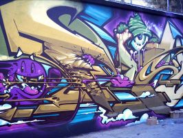 Pose MSK Mexico by GraffMX