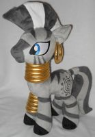 Zecora by MLPT-fan