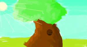 Landscape Picture That I Worked Hard On by AutumLeavesofFall