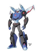 Transformers Animated Tracks by matthewart