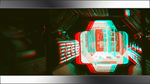 3D anaglyph animated Nostromo is alive by gogu1234