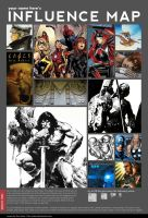 Influence Map by TazioBettin
