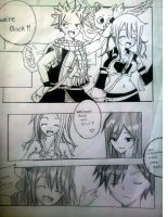 page one of my doujin by crilolainechan