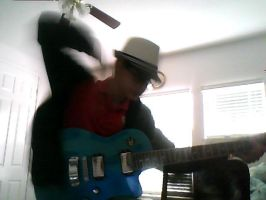 Me and My Guitar by DanqueDynasty