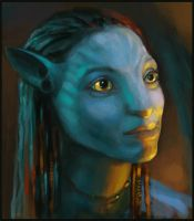 Neytiri by godcreated00
