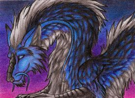 ACEO- Eloren by Sky-Shifter