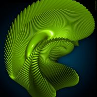 iPad 3D Retina Display 1 by StarwaltDesign