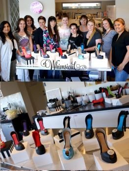Stileto shoes Class with Verusca Walker by Verusca