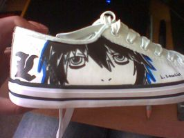 Anime shoes 4 by R4V3
