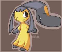 Mawile by bukin