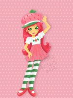 Strawberry Shortcake_colored by Tanis711