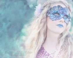 Indian Leafwing Mask Wallpaper by Angelic-Artisan
