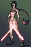 Female Sith by Eloth