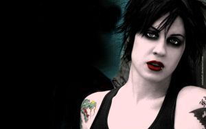 Brody Dalle in color by natashell