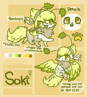 :Suki Reference Sheet: by PrePAWSterous