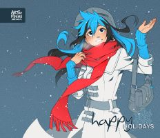 Happy Holidays '12 by finni