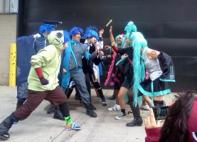 Acen 2013 Vocaloid Photoshoot-13 by dreamlife109