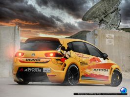 Seat Leon Cubra by CapiDesign